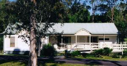 The Redland Yurara Art Society Premises